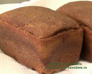 Хлеб на хмеле ржаной бездрожжевой