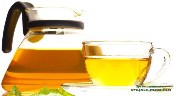 Чай (черный, белый, зеленый, красный) натуральный